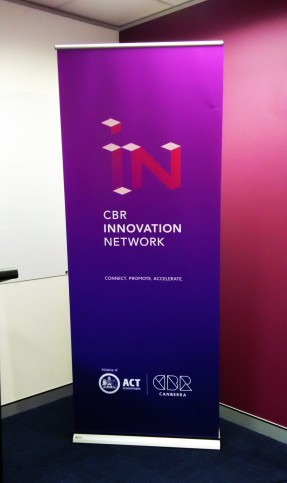The seminar/ workshop was held at the 'CBR Innovation Network' rooms